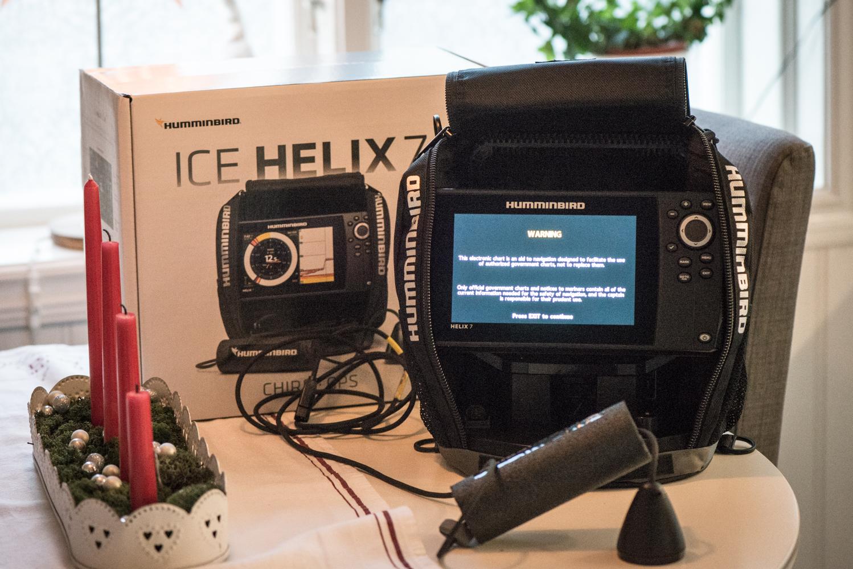 Humminbird helix 7 ice topnotchfishing for Helix 7 ice fishing
